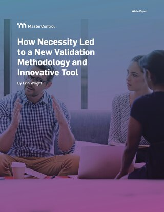 How Necessity Led to a New Validation Methodology and Innovative Tool