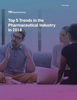 Top 5 Trends in the Pharmaceutical Industry in 2018