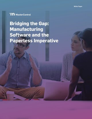 Bridging the Gap: Manufacturing Software and the Paperless Imperative