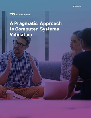A Pragmatic Approach to Computer Systems Validation