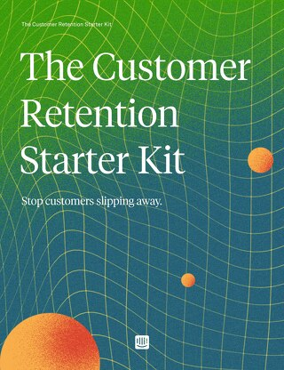 The Customer Retention Starter Kit