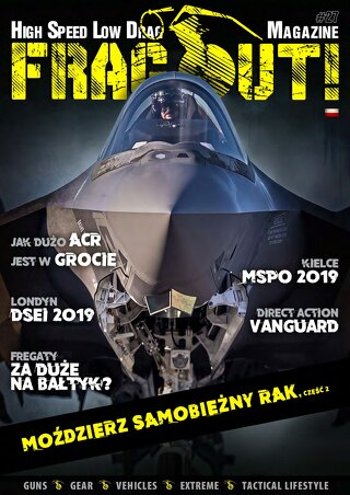 Frag Out! Magazine #27 PL