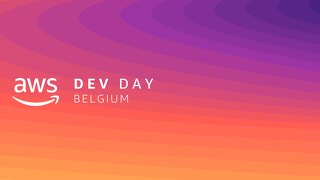 Knowing Cognito -  AWS Dev Day Belgium 2019