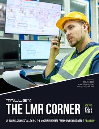 November 2019 - Talley LMR Corner