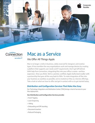 Seamless Integration with Mac as a Service