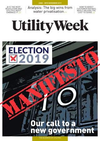 Utility Week 22nd November 2019
