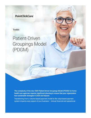 PDGM Toolkit - White Paper