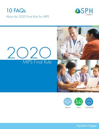 10 FAQs About the 2020 Final Rule for MIPS