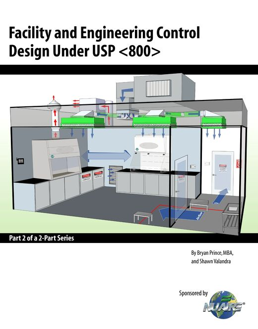 [White Paper] Part 2: Facility and Engineering Control Design Under USP <800>