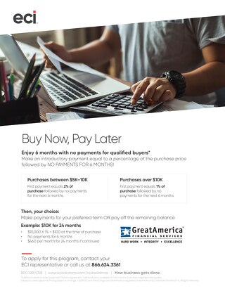 RockSolid MAX Great America Finance Solution Brief