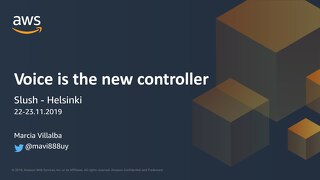 Voice is the new controller
