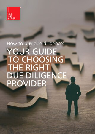 How to buy due diligence