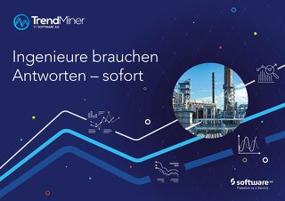 TrendMiner – die Antwort auf die Fragen der Ingenieure