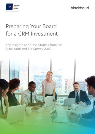 Preparing the Board for CRM Investment Report