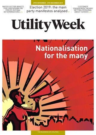 Utility Week 29th November 2019 Uber