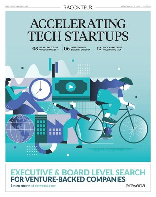 Accelerating Tech Startups 2019