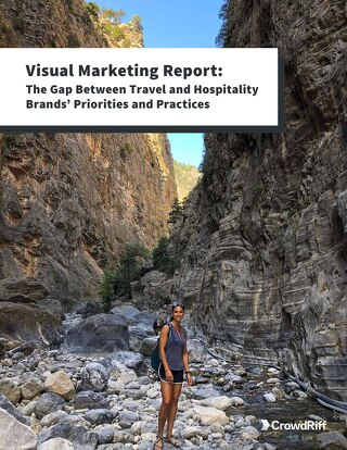 Visual Marketing Report: The Gap Between Travel & Hospitality Brands' Priorities and Practices