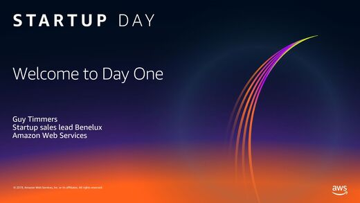 Welcome To Day One GT Startup Day
