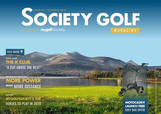 Society Golf 2020 Digital Magazine - Issue 1