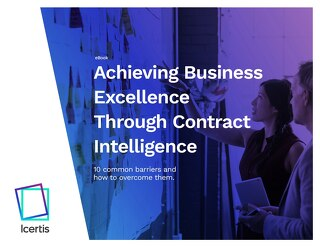 A Gap Analysis Framework for Enterprise Contract Management