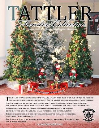 Tattler ~ DECEMBER 2019