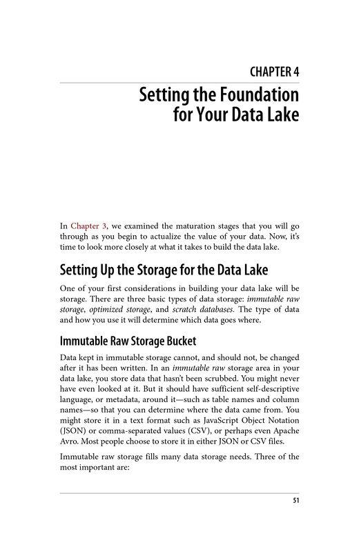 Operationalizing_the_Data_Lake_Chaper_4