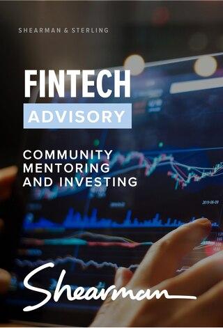 Shearman FinTech Advisory_2019 Brochure