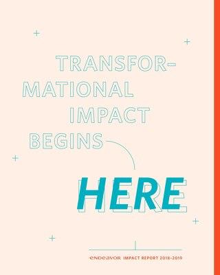 2018-19 Endeavor Impact Report