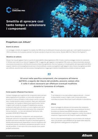 Inizia con Altium Concord Pro™