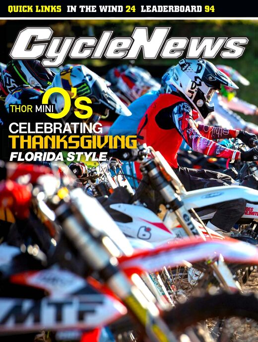 Cycle News 2019 Issue 48 December 3