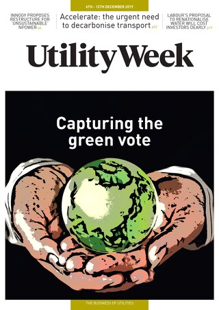 Utility Week 6th Dec 2019