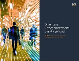 Diventare un'organizzazione basata sui dati