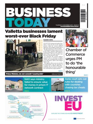 BUSINESS TODAY 5 December 2019