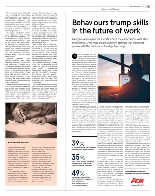 The Times Special Report: Future of HR