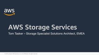 AWS Nordics - Optimizing Cloud Storage with AWS - SA Sessions