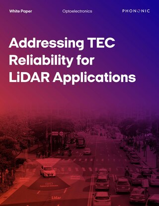 Addressing TEC Reliability for LiDAR Applications