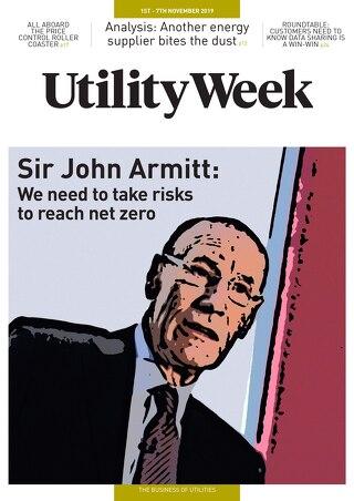 Utility Week 1st November 2019