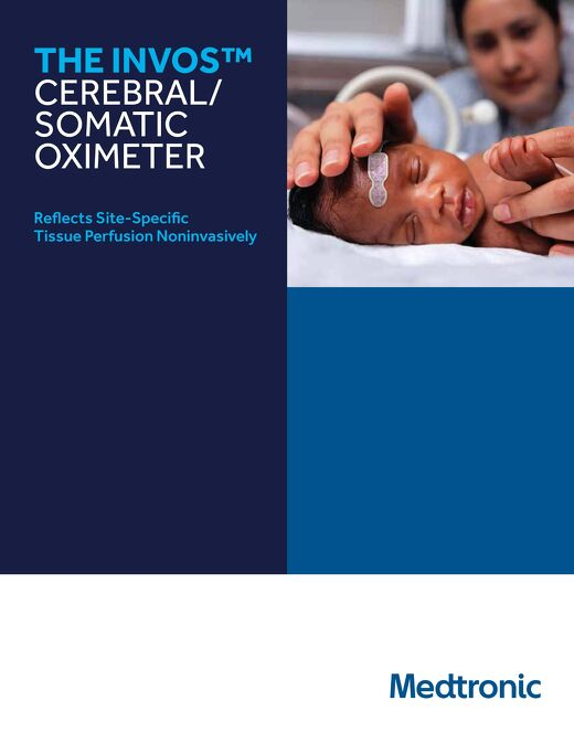 INVOS Neonatal Brochure