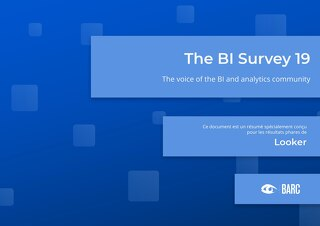 BARC The BI Survey 19 (Française)