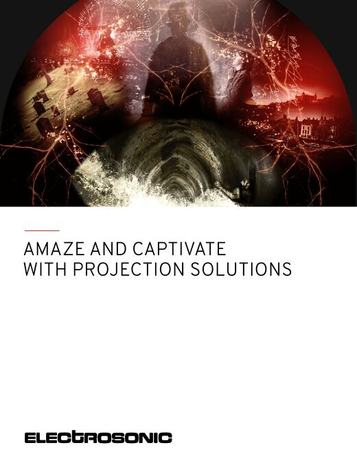 Amaze and Captivate with Projection Solutions