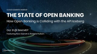 The State of Open Banking 2019 | Webinar Slides