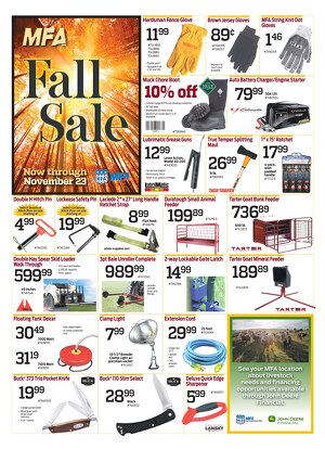 Click to visit the sales flyer