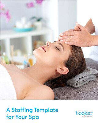 Spa Staffing Template