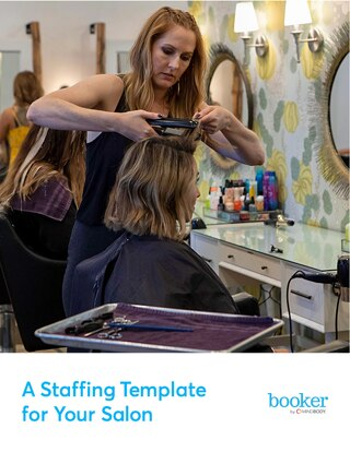 Salon Staffing Template