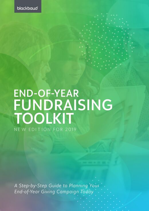 2019 End of Year Fundraising Toolkit