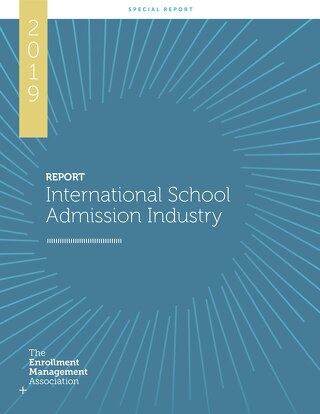 International State of the Admission Industry 2019
