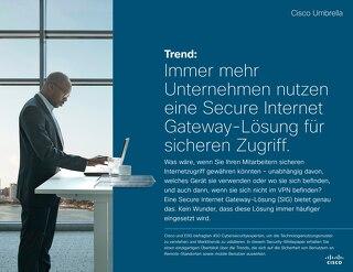 ESG Trend Report 2019 - Immer mehr Unternehmen nutzen eine Secure Internet Gateway-Lösung