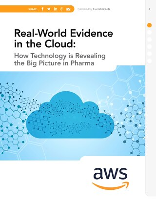 Real-world evidence in the cloud