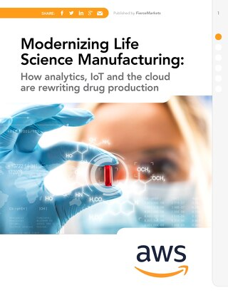 Modernizing life science manufacturing