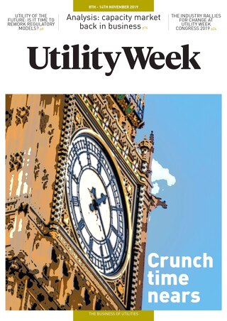 Utility Week 8th November 2019